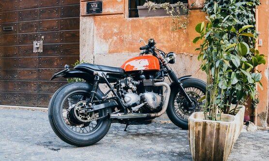 Köpeavtal Motorcykel