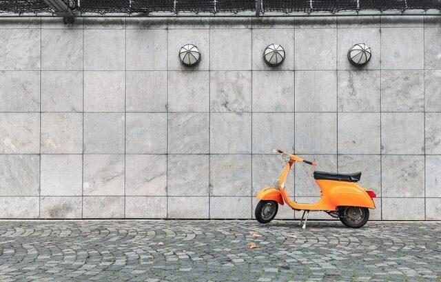 Köpeavtal motorcykel mini