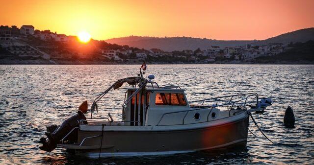 Köpeavtal båt